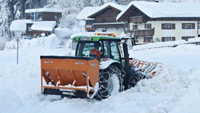 Photo of Łańcuchy śniegowe do ciągników